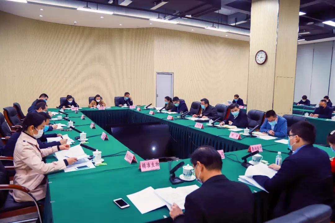 """重庆高新区进击大健康产业""""蓝海"""",看专家如何支招"""