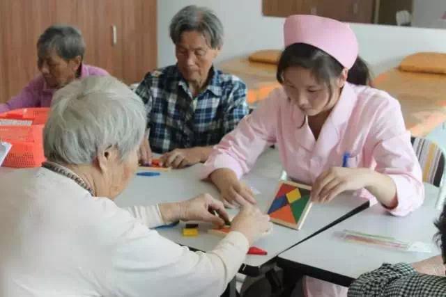 渝北大力推进社区居家养老服务全覆盖