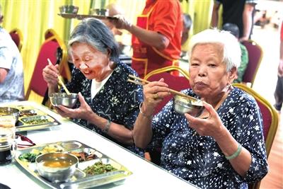 创新养老服务,老人乐享晚年