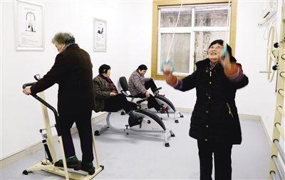 重庆千余个社区养老服务设施年底竣工