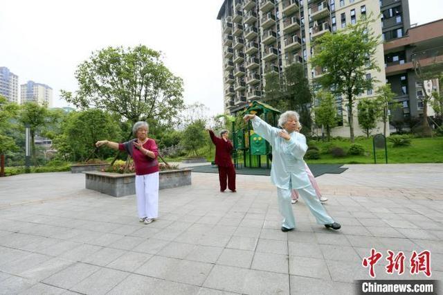 重庆人口老龄化率居全国第六,多层次构建养老服务体系