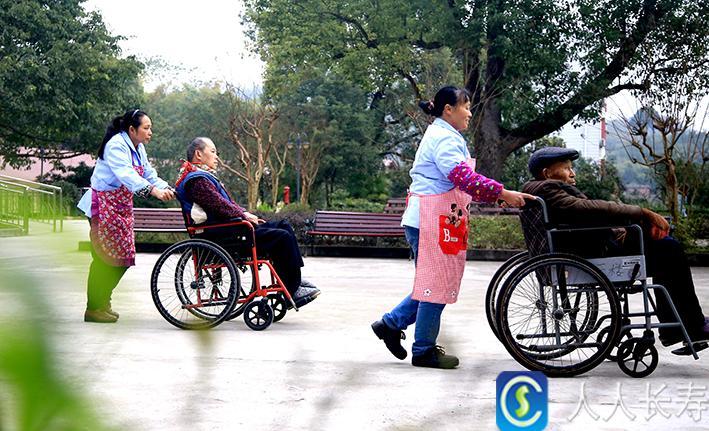 长寿基本实现城市社区养老服务全覆盖