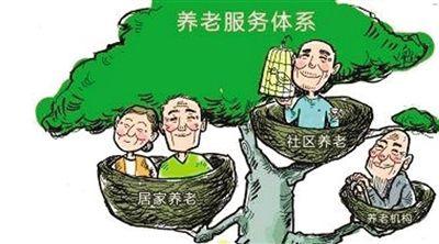 2022年重庆社区居家养老服务设施将实现全覆盖